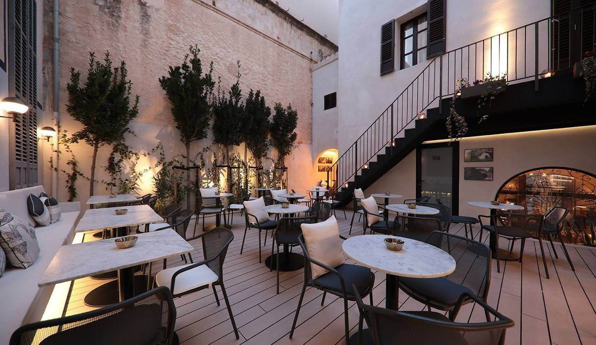 1874 Lounge Bar & Terrace Summum Prime Boutique Hotel Palma